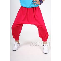 Spodnie dziecięce, dziewczęce, do tańca, ALLADYNKI pumpy PINK 2skin