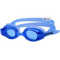 Okulary pływackie dziecięce ATOS niebieskie Aqua-Speed