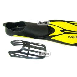 Płetwy młodzieżowe LAGUNA żółte Aquatic
