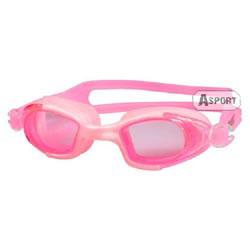 Okulary pływackie dziecięce MAREA JR różowe Aqua-Speed