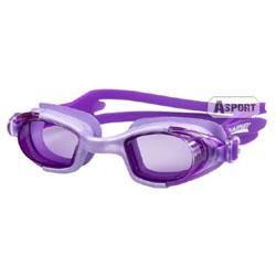 Okulary pływackie dziecięce MAREA JR fioletowe Aqua-Speed
