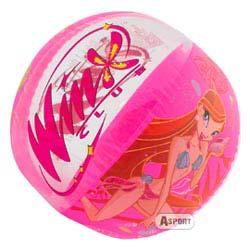 Dmuchana piłka plażowa WINX 51cm Aqua-Speed