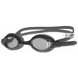 Okulary pływackie dziecięce AMARI czarne Aqua-Speed