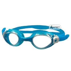 Okulary pływackie MERLIN niebieskie Aqua-Speed