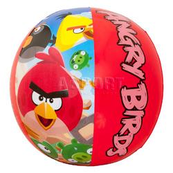 Dmuchana piłka plażowa 51cm ANGRY BIRDS