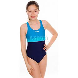 Strój kąpielowy jednoczęściowy, dziecięcy, młodzieżowy EMILY Aqua-Speed