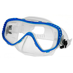 Maska nurkowa TROPICA 2kolory Aqua-Speed