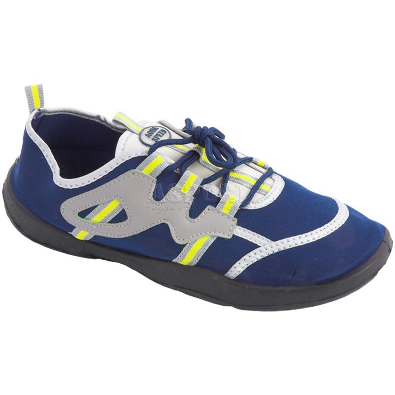 Scarpe scarpette da mare  da scoglio da uomo antiscivolo MODEL 19A AquaSpeed