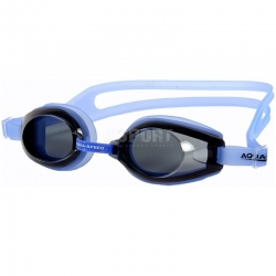 Okulary pływackie AVANTI niebiesko-czarne Aqua-Speed
