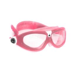 Gogle do pływania dziecięce panoramiczne SEAL KID 2 różowe Aqua Sphere