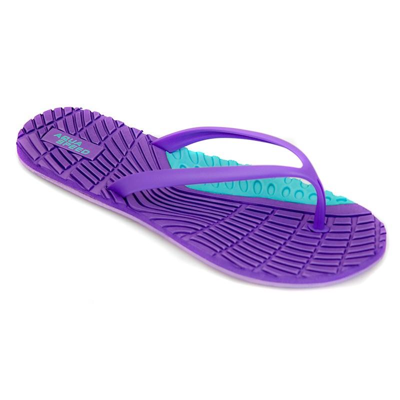 pantoufles Eau Chaussures Badepantolette Femmes Flip-fait un four de bain