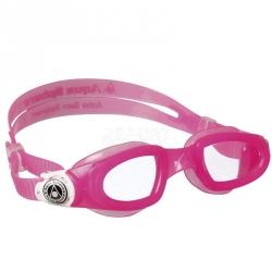 Okulary pływackie dziecięce MOBY KID różowe Aqua Sphere