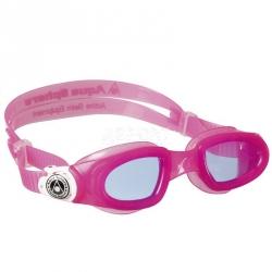 Okulary pływackie dziecięce MOBY KID różowo-niebieskie Aqua Sphere