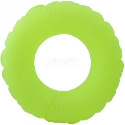 Dmuchane koło plażowe FLUO 51cm 3-6 lat zielone Aqua-Speed