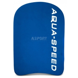 Deska do treningu, nauki pływania PRO JUNIOR Aqua-Speed