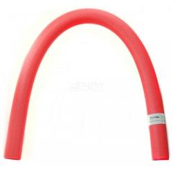 Makaron do pływania, aqua aerobik, piankowy 160 cm czerwony Aqua-Speed