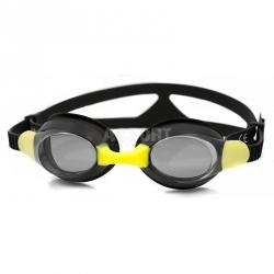 Okulary pływackie, dziecięce, filtr UV, Anti-Fog ALISO czarne Aqua-Speed