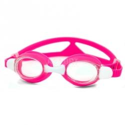 Okulary pływackie, dziecięce, filtr UV, Anti-Fog ALISO różowe Aqua-Speed