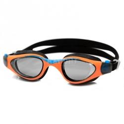 Okulary dziecięce, pływackie, filtr UV, Anti-Fog MAORI pomarańczowe Aqua-Speed