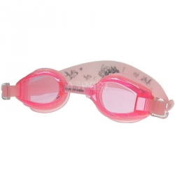 Okulary pływackie dziecięce ACCENT różowe Aqua-Speed