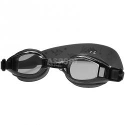 Okulary pływackie dziecięce ACCENT czarne Aqua-Speed