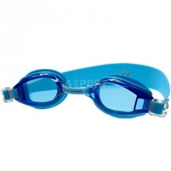 Okulary pływackie dziecięce ACCENT niebieskie Aqua-Speed