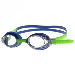 Okulary pływackie dziecięce AMARI niebiesko-zielone Aqua-Speed