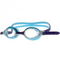 Okulary pływackie dziecięce AMARI niebiesko-granatowe Aqua-Speed