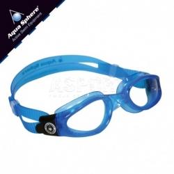 Okulary pływackie dziecięce KAIMAN SMALL niebieskie Aqua Sphere
