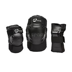 Ochraniacze na nadgarstki, �okcie, kolana PRIME PAD SET K2