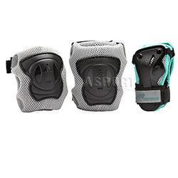 Ochraniacze damskie na nadgarstki, �okcie, kolana PERFORMANCE PAD SET K2
