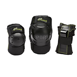 Ochraniacze na nadgarstki, �okcie, kolana PRIME W PAD SET K2