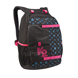 Plecak dzieci�cy, szkolny, na laptopa VARSITY GIRLS 18L 3kolory K2