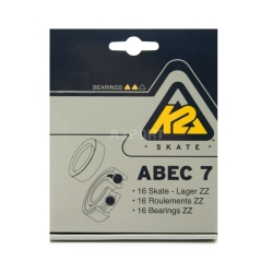�o�yska do rolek ABEC7 ACCELERATOR 16szt. K2