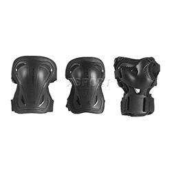Ochraniacze dzieci�ce na nadgarstki, �okcie, kolana BLADEGEAR Rollerblade