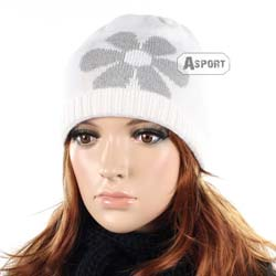 Czapka damska, z membran� Windstopper, we�na 50% SUMMIT WS 3kolory Satila