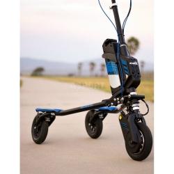 Trikke 3-ko�owy, elektryczny COLT EV niebieski
