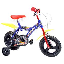 Rowerek dzieci�cy 12'' MINIDRAGON BLUE Dino Bikes