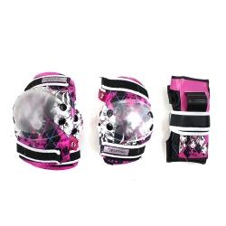 Ochraniacze na nadgarstki, �okcie, kolana, dla dziewczynki Monster High