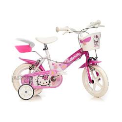 Rowerek dzieci�cy 12'' HELLO KITTY