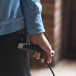 Skakanka z regulacją długości AD-11011 czarna Adidas Training Hardware