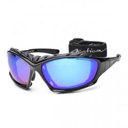 Okulary sportowe, polaryzacyjne, zimowe + pasek LHOTSE S-219C Arctica