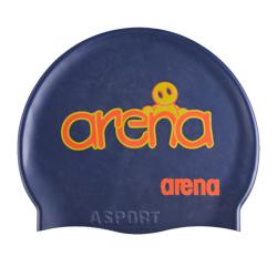 Czepek dziecięcy, pływacki, silikonowy KUN CAP Arena