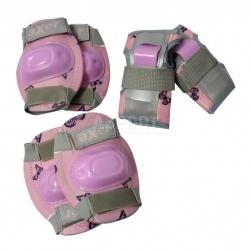 Ochraniacze dzieci�ce na nadgarstki, �okcie, kolana LIZZY Axer