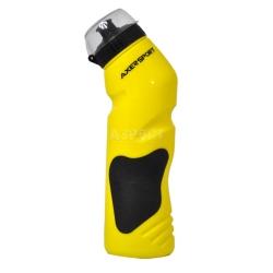 Bidon na rower, siłownię, jogging 650 ml Axer żółty