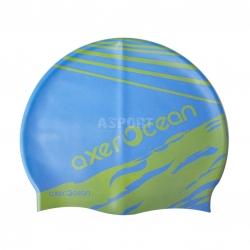 Czepek pływacki, dziecięcy, silikonowy AXER OCEAN