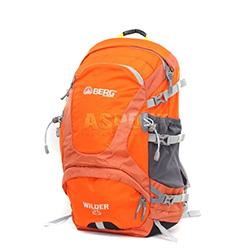 Plecak turystyczny, szkolny, miejski WILDER 25 2kolory Berg Outdoor