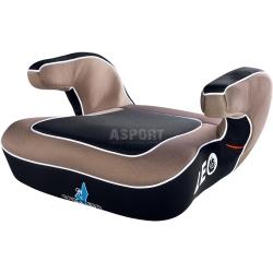 Fotelik samochodowy, dziecięcy, booster, 15-36kg LEO Caretero