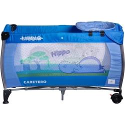 Łóżeczko dziecięce, turystyczne, składane, 0-15kg MEDIO Caretero