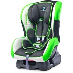 Fotelik samochodowy, dziecięcy, 0-18kg FENIX zielony Caretero